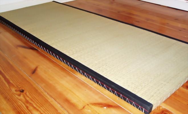 tatami matten bodenbelag aus japan japanshop japanische. Black Bedroom Furniture Sets. Home Design Ideas