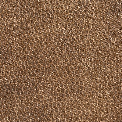 Brown Faunal Leather Textile 551