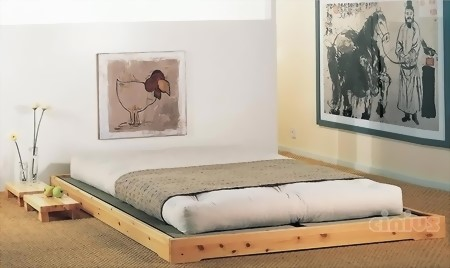 Japanisches Futonbett futonbetten und designbetten kaufen im japanshop japanshop