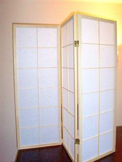 Raumteiler Japanisch paravent japanische raumteiler in vielen grössen und farben