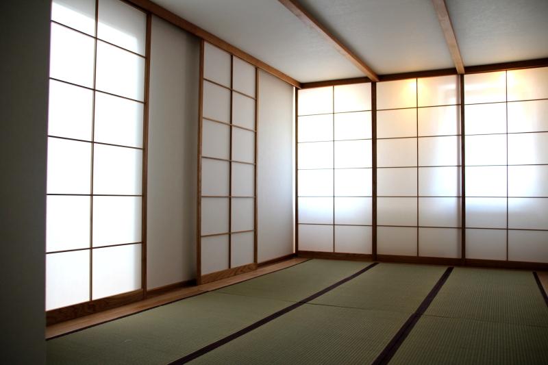 Japanische Raumgestaltung Aumass Und Beratung Shoji Nach